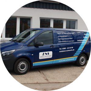 Fahrzeug ENS Schwerin